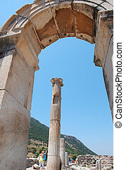 Ephesus, Izmir, Turkey, Middle East