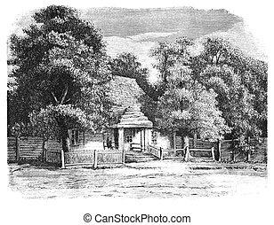 Rural house