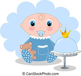 baby boy - newborn baby boy shower