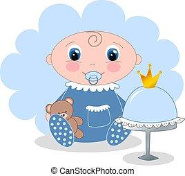 baby boy  - newborn baby boy shower