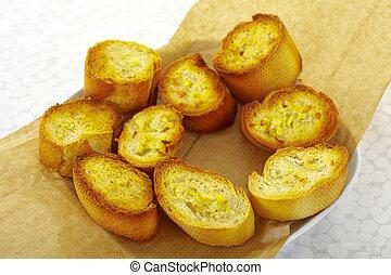 Garlic bread - Homemade garlic bread