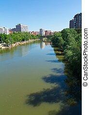 Pisuerga River