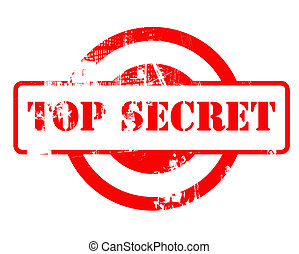 Top Secret red stamp