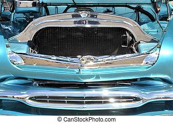Classic american automobile.