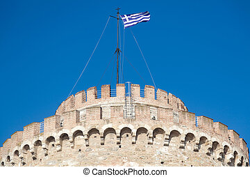 The White Tower of Thessaloniki - Greece - White Tower of...