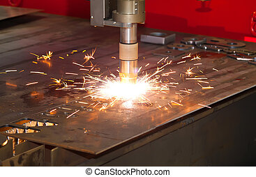 Plasma cutter - Plasma metal cutting precision industrial...