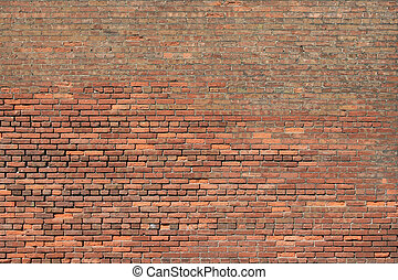 Old Seattle Brewery Brick Wall
