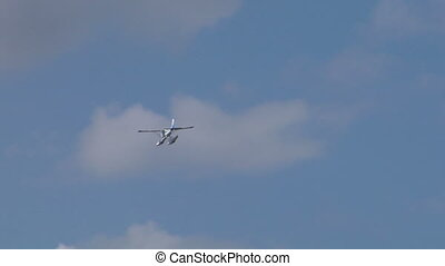 seaplane fly 08 - Seaplane flying