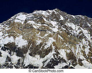Annapurna - South Face of Mount Annapurna I