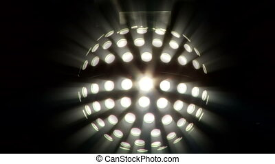light disco ball 03 - Disco ball light