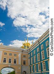 Catherine Park in Pushkin