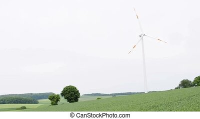 wind-wheel