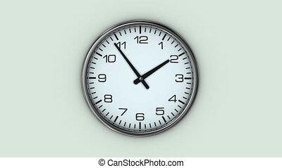 clock - clok