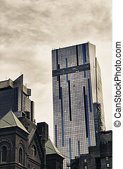 Tall Buildings in New York City
