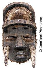 Escultura, máscaras, africano