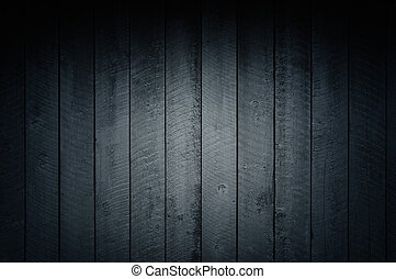 Dark texture of wooden planks.