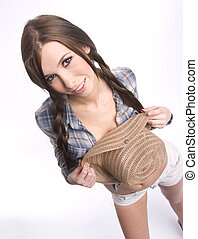 Cowgirl Covering