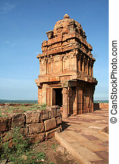 Temple on Hilltop
