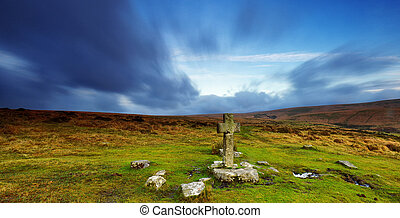 Nuns Cross, Dartmoor