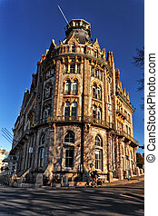 Duke of Cornwall Hotel, Plymouth - Side view of the Duke Of...