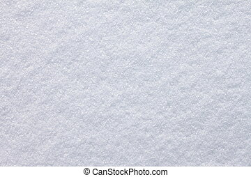 Snow background - The beautiful white snow background