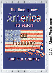 Lets Restore Economy, and Country