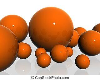 3d spheres