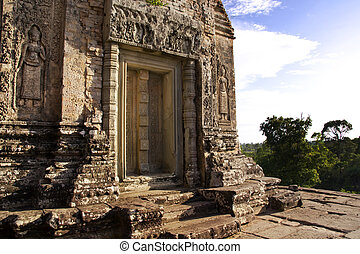 Pre Rup, The East Baray, Siem Reap, Cambodia