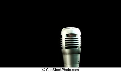 Microphone, - Countdown,