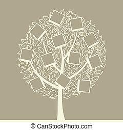 Photo a tree