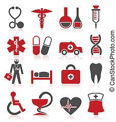 Medical a symbol