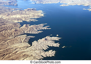 Colorado River and Lake Mead