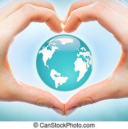 amor, tierra