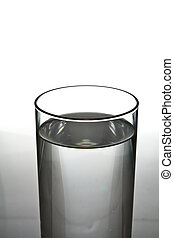 Glass of water Close up