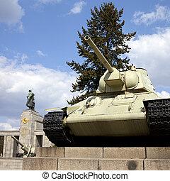 Russian War Memorial in Berlin