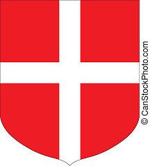 G harjumaa dist - Various vector flags, state symbols,...