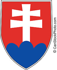 G8 slovakia - Various vector flags, state symbols, emblems...