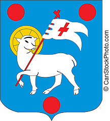 Grasse city coa - Various vector flags, state symbols,...