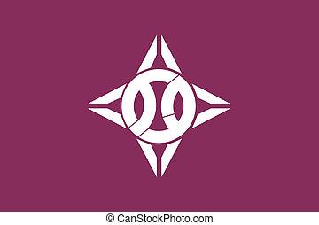Itabashi ku flag - Various vector flags, state symbols,...