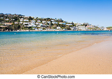 View to Salcombe - Looking across to Salcombe from Mill Bay...