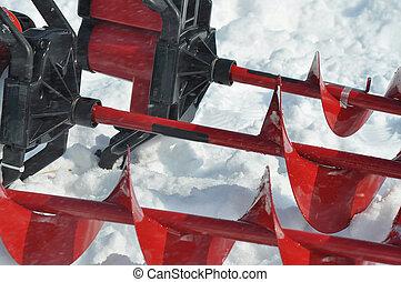 ice drills