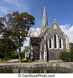 Saint Alban's Church, Copenhagen