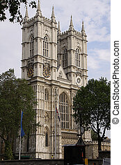 Towers of Westminster Abbey