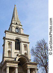 Christ Church Spitalfields in London