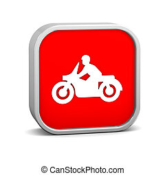 Motorcycle sign