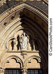 Southwark Cathedral Detail