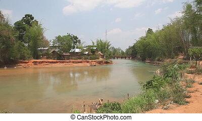 Indein village, Myanmar