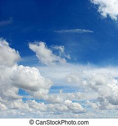 美麗, 天空