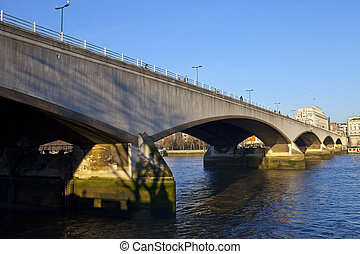 Waterloo Bridge in London