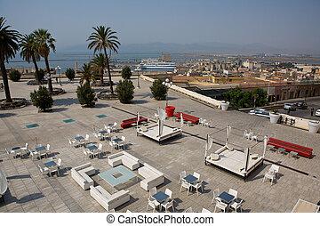 Terrazza Panoramica Cagliari